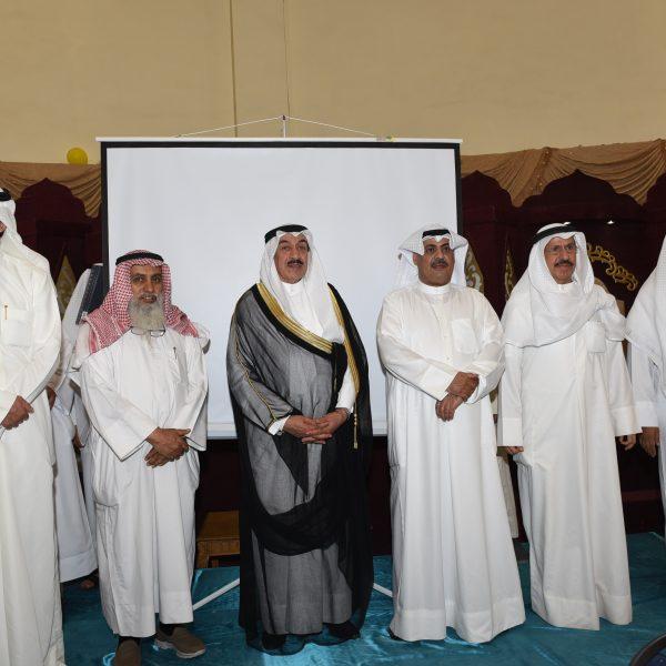 محافظ الجهراء يحضر الحفل الختامي لأنشطة شهر رمضان المبارك بتكريم حفظة القرآن الكريم