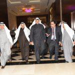 محافظ الجهراء يحضر افتتاح معرض التصميم الهندسي لكلية الهندسة والبترول بجامعة الكويت