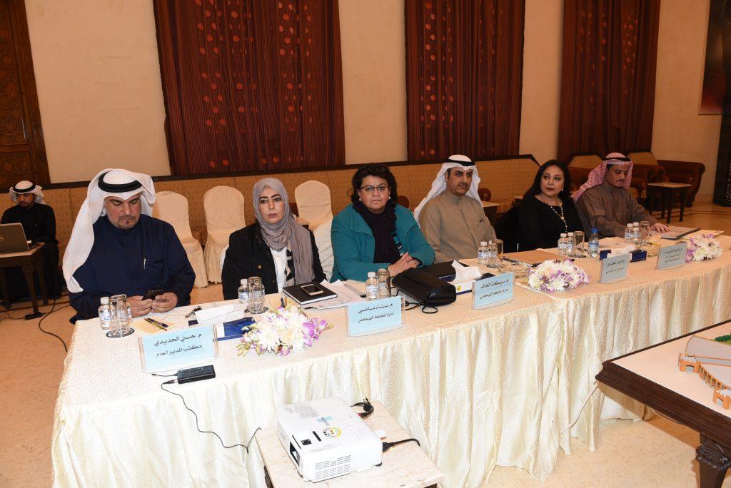 محافظ الجهراء يبحث مشاريع المحافظة المستقبلية مع بلدية الكويت