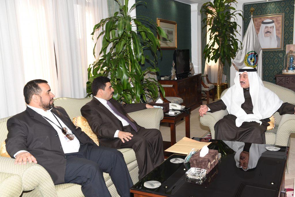 محافظ الجهراء تعاون مشترك لتطوير الخدمات الصحية في محافظة الجهراء